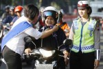 Tari Batik Solo meramaikan Hari Kartini, Selasa (21/4/2015). (Ivanovich Aldino/JIBI/Solopos)
