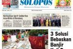 Halaman Depan Harian Umum Solopos edisi Sabtu, 25 April 2015