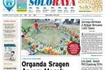 Halaman Soloraya Harian Umum Solopos edisi Rabu, 1 April 2015