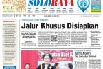 Halaman Soloraya Harian Umum Solopos edisi Selasa, 21 April 2015