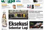 Harian Jogja Hari Ini Edisi Sabtu Wage, 25 April 2015 (JIB I/Harian Jogja/dok)