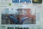 Harian Umum Solopos edisi Minggu, 19 April 2015