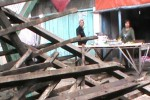 Ilustrasi pasar desa di Kabupaten Madiun roboh (JIBI/Solopos/Antara)