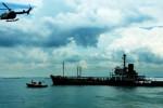TNI AL Gagalkan Penyelundupan Ratusan Ton BBM di Batam