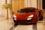 Lykan HyperSport di Furious 7 (Autoevolution.com)