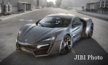 Lykan Hypersport (Motorauthority.com)
