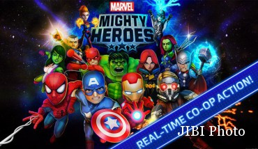 Marvel Mighty Heroes (Phonesreview.co.uk)