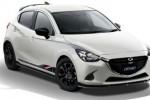 Mazda2 alias Mazda Demio dengan spesifikasi khusus balap. (Leftlanenews.com)