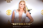 Miranda Lambert di ACM Awards 2015 (Instagram.com)
