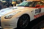 Mobil balap untuk final Nissan GT Academy. (Detik)