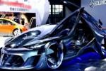Mobil konsep Chevrolet FNR. (Carnewschina.com)