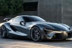 Mobil konsep Toyota FT-1 yang akan menjadi tubuh baru Toyota Supra. (Leftlanenews.com)