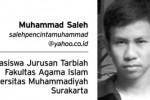 Muhammad Saleh (Istimewa)