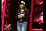 Natasya di audisi X Factor Indonesia (Twitter.com)