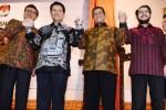 Peresmian Pelaksanaan Pilkada Serentak, Jumat (17/4/2015). (JIBI/Solopos/Antara/Akbar Nugroho Gumay)