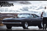 Poster Dodge Charger RT 1970 Fast and Furious 7. (Fastandfurious.wikia)
