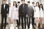 Poster serial drama The Heirs (Allkpop.com)