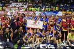 Putri Jakarta Electric PLN saat Juara Final Four Proliga 2015. (Istimewa/Liputan 6)