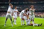 Para pemain Real Madrid berselebrasi setelah menang dalam sebuah laga. Ist/dokumentasi