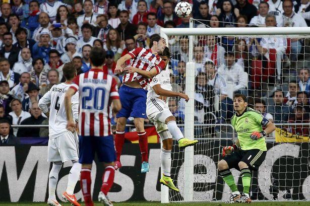 Real Madrid vs Atletico (Mirror.co.uk)