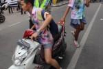 PELANGGARAN LALU LINTAS : Polres Gunungkidul Razia Pelajar Pengendara Sepeda Motor