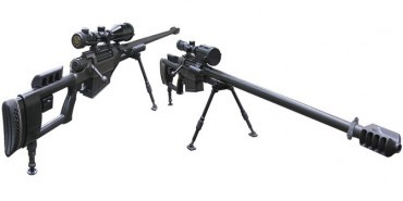 Sniper SPR 2 Pindad (pindad.com)