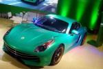 Suzhou Eagle hasil imitasi Ferrari F12 dan Porsche Cayman. (Autoevolution.com)
