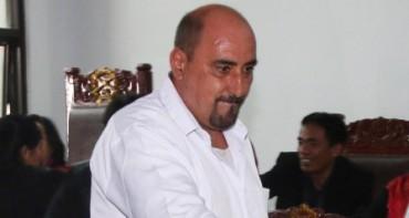 Terpidana mati kasus narkoba asal Perancis, Serge Arezki Atlaoui. (JIBI/Solopos/Antara/Rivan Awal Lingga)