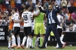 LIGA SPANYOL : Valencia Tetap Optimistis