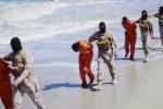 Video pemengalan warga Etiopia oleh ISIS (Reuters)