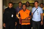 POLITIKUS PDIP DITANGKAP KPK : Hasto Bantah Kongres PDIP Bali Pakai Duit Suap Adriansyah