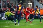 Barcelona Vs Bayern Munich. (DokJIBI/Solopos/Reuters
