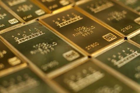 emas batangan (JIBI/Bisnis.com)