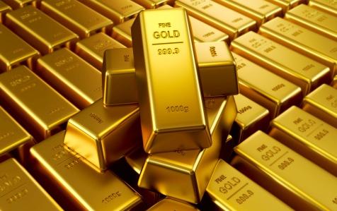 Ilustrasi emas batangan (JIBI/Dok)