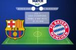Barcelona vs Bayern Muenchen