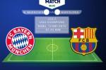 Bayern Muenchen vs Barcelona