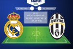 Real Madris vs Juventus