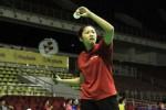 Linda Wenifanetri salah satu pemain unggulan wanita Indonesia. Ist/badmintonindonesia.org