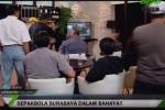 Saleh Mukadar ditampar (Youtube)