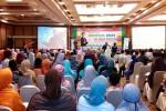"""Suasana seminar Parenting """"Mendidik Anak di Era Digital"""" yang diselenggarakan Yayasan Solopeduli di Puri kencono Ballroom Lor In hotel Solo, Minggu (19/4/2015). JIBI/istimewa"""