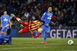Barcelona Vs Getafe (Reuters/Sergio Perez)