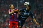 Bayern Munich Vs FC Porto (Reuters/Kai Pfaffenbach)