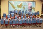 BANTUAN SISWA MISKIN BOYOLALI : 40 Anak Yatim Tlogolele Dapat Bantuan Tas