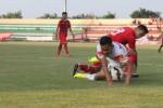 Pemain Persis dan Persijap Jepara berebut bola pada laga Divisi Utama Jateng. JIBI/Solopos/Imam Yuda Saputra