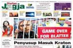 Harian Jogja edisi Jumat (29/5/2015)