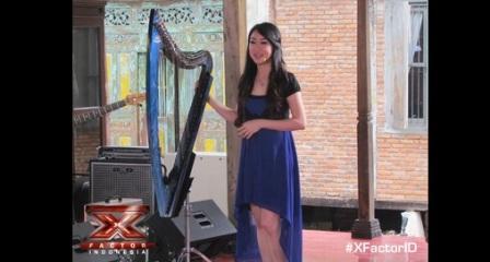 Angela July di babak Judges Home Visit X Factor ID (Twittercom)