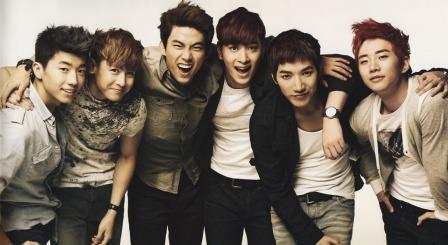 Boy Band 2PM (Allkpop)