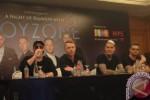 Boyzone di Jakarta (Antara)