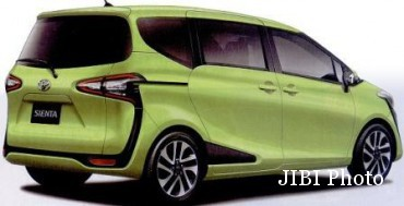 Buritan Toyota Sienta (Indianautosblog.com)