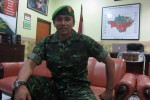 Letkol Inf Chrisbianto Arimurti, Komandan Kodim 0735/Solo (Irsyam Faiz/JIBI/Solopos)